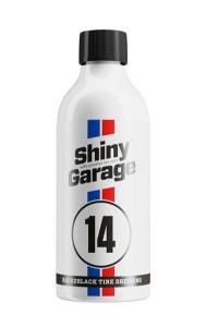 SHINY GARAGE BACK2BLACK POLYMER TIRE DRESSING / 500ml, 1L, 5L