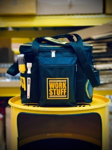 WORK STUFF Work Bag New 40x24x31cm