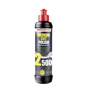 Menzerna 2500 Medium Cut Polish średnio ścierna polerska 250ml,1L